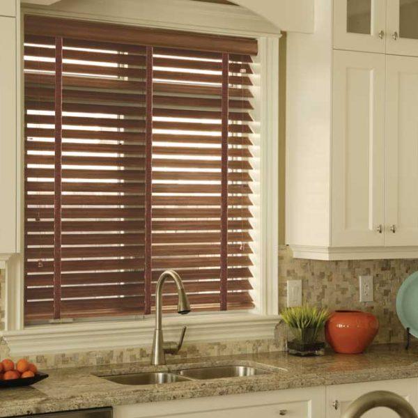 Faux wood vs real wood shutters etc for Vinyl vs wood exterior shutters